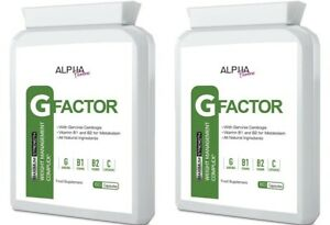 Alpha Femme G FACTOR Estreme Weight Loss  Combo 2x 60 Capsule  2Month Supply