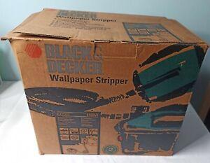 Black & Decker KX2300 Steam 2300W Wallpaper Stripper 4L USED