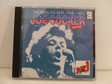 CD ALBUM JOE COCKER The absolute best 1958 1974    184 532