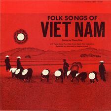 Pham Duy - Folk Songs of Vietnam [New CD]
