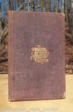 Old 1860 ESSEX STREET CHURCH BOSTON MA UNION CONGREGATIONAL REV. NEHEMIAH ADAMS