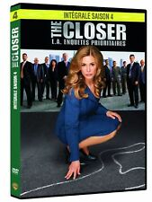 DVD - The Closer - Saison 4