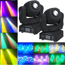 2X Lixada 70W 14Colors 8Gobos Rgbw Moving Head Stage Lighting Dmx Party Dj Light