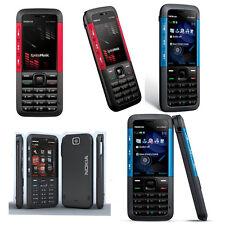 Original Nokia 5310 XpressMusic Unlocked Mobile Cell Bar Phone Bluetooth FM MP3
