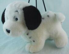 "Disney 101 Dalmatians LUCKY Puppy Dog Plush 11"" Red Collar Canasa Trading Corp"