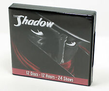 The Shadow Radio Program - 12 Audio Disc  - 24 Episodes - Classic Mystery Radio