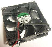 Sunon Ventilateur 92x92x25mm ee92251s3-999 DC 12V 67,09m³/h
