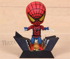 "New Avengers Spider-Man Action Figure Hero's Edition Nendoroid Series 4"" Hot"