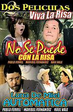 No Se Puede Con La RisaLuna de Miel Aut DVD
