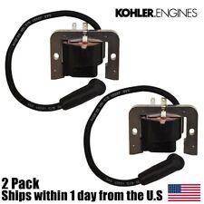 (2) OEM Kohler Ignition Coil Module Command Motor Engines CH22 CV22 CH25 CV25