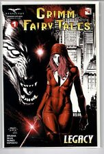 Grimm Fairy Tales #1  David Finch Diamond Variant Exclusive Limited to 1,000