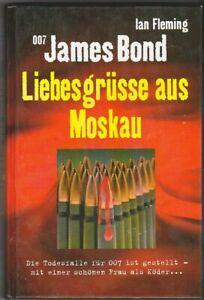 007 James Bond Liebesgrüße aus Moskau ° Ian Fleming Todesfalle für 007