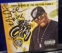 Shoestring - Fix My City CD the dayton family bootleg esham insane clown posse