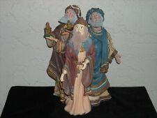 Duncan Royale History of Santa Ii Limited Edition Figurine The Magi