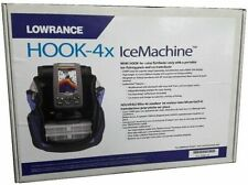 Lowrance HOOK4X Ice Fishfinder with Transducer (000-126430-01)