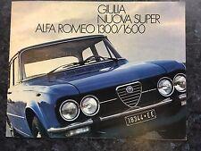 N2040 ALFA ROMEO GIULIA NUOVA SUPER