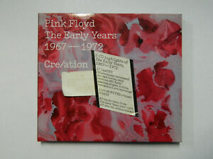 Pink Floyd - Cre/ation - The Early Years 1967 - 1972 (2 Disk Digipak)  [CD]