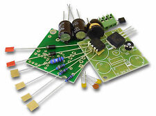 Nixie tubes / Magic eye tubes high voltage power supply module kit DIY