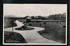 L@@K  Zetlannd Park Redcar Nr Saltburn 1950's? Postcard ~ TOP QUALITY