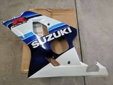 Left fairing GSXR Anniversary Edtiion 600-750 - 94408-29GB0-LR5