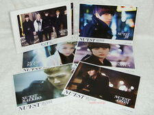 NU'EST Mini Album Vol. 2 Yeo Bo Se Yo Taiwan Promo 6 cards