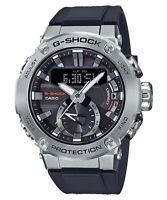 Casio G-Shock G-Steel Carbon Core Guard Bluetooth Watch - GST-B200-1A