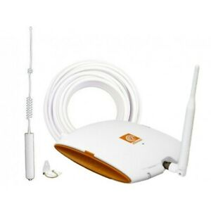 4G Cellphone signal amplifier boster WiEx zBoost YX545 SOHO Dual Band Kit [Used]