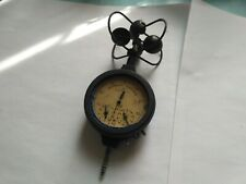 Cup anemometer MC-13. Made in USSR 1988