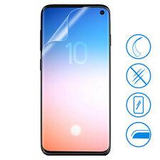 PhoneThrone Pellicola Proteggi Schermo di Silicone per Samsung Galaxy S10+ - Trasparente