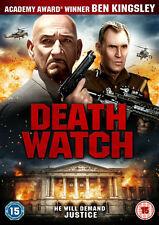DEATH WATCH Ben Kingsley, Emma Rigby  NEW & SEALED