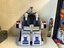 Power Rangers Spd Delta Command Megazord 2005 Playset Bandai. Rare