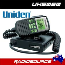 UNIDEN UH5060 80 CHANNEL LCD SPEAKER MICROPHONE UHF RADIO+CARS TRUCK 4WD'S