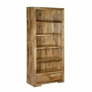 MADE TO ORDER AVALON INDIAN WOODEN ZEN MANGO CABINET 90X40X90 cm