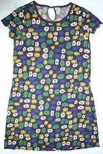*NWT* LUCKY WOMENS LADIES MULTICOLOR FLORAL DRESS SIZE SMALL E109