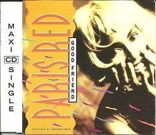 PARIS RED w/ CULTURE BEAT Good Friend MIXES & EDIT Europe CD single USA SELLER