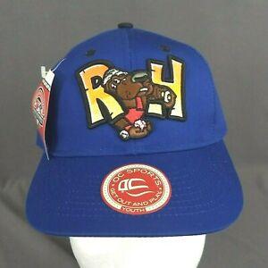 Midland RockHounds Strapback Hat Blue Cap Minor League Baseball Youth Kids Size