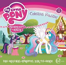 CD * MY LITTLE PONY - 11 - CELESTIAS HAUSTIER  # NEU OVP &