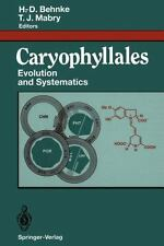 Caryophyllales : Evolution and Systematics (2011, Paperback)