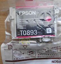 Epsont 0893 inchiostro magenta per Stylus SX 100 105 110 115 205 210 215 c13t08934010