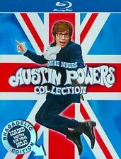 Austin Powers Collection Shagadelic E 0794043125010 With Paul Dillon Blu-ray