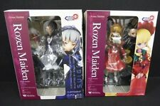 Rozen Maiden SUIGINTOU + Shinku PVC Action Figure 2pcs set Custom-P Volks  F/S