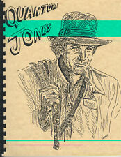 Indiana Jones & Quantum Leap fanzine Quantum Jones