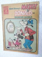 WALT DISNEY WONDER WORLD BLOODHOUND BIRD  VOL 3 NO 10 CHANDAMAMA ENG Comic India