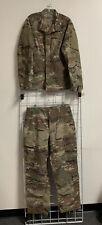 New US ARMY Multicam OCP FR  Army Uniform Set Jacket/Trousers Medium Regular New