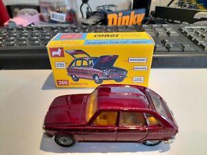 Corgi Toys No 260 Renault 16.