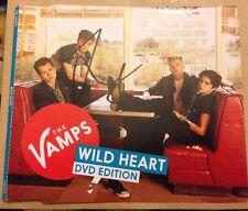 James McVey Signed Wild Heart DVD Single Music Autograph 100% Genuine
