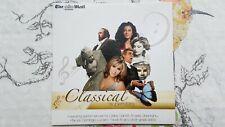 CD - Classical Superstars - 14 Tracks -Lesley Garrett, Domingo,Pavarotti,