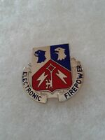 Authentic US Army 307th Military Intelligence Battalion Unit DUI Crest Insignia
