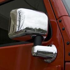Jeep Wrangler Jk 07-17 Chrome Mirror Cover Kit 4Pc  X 13311.03