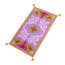 NEW Disney Licensed Aladdin Magic Carpet Area Rug with Tassels